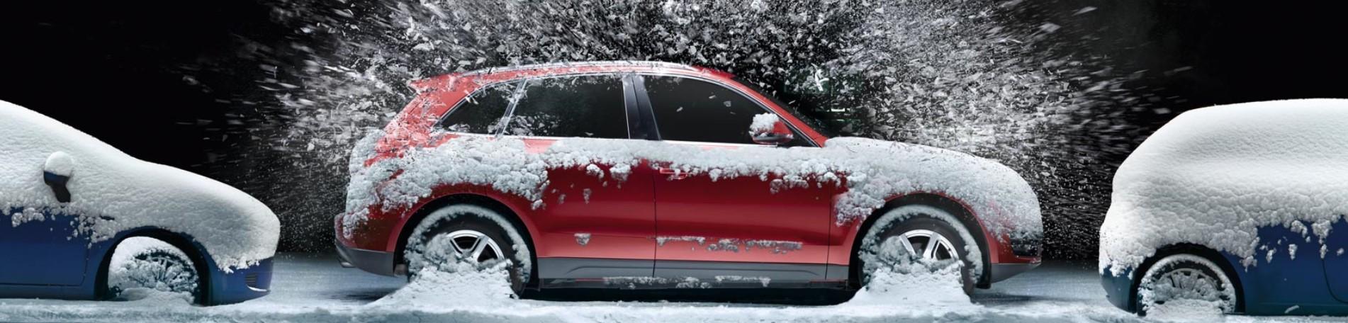 Slider havas autók